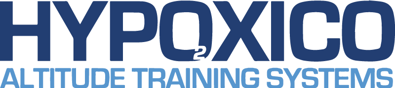 Hypoxico | altitude training | altitude tent | hypoxic training logo